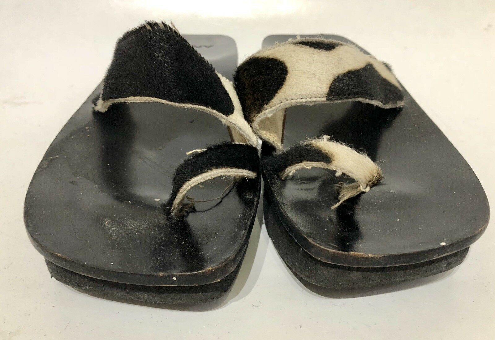 Dkny Zapato Negro Tamaño 6