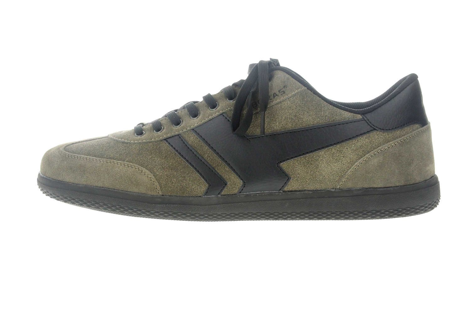 Boras - Socca - Men's Sneakers 3541-1527 - Green shoes in plus Sizes