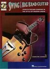 Swing & Big Band Guitar by Charlton Johnson (Paperback, 1998)