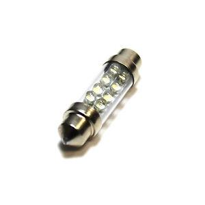 Volvo S40 MK2 264 42mm White Interior Glove Box Bulb LED Light Upgrade