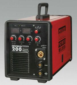Draper 83402 230 V ARC//TIG INVERTER SALDATRICE KIT 100 A