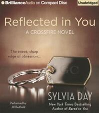 Crossfire: Reflected in You 2 by Sylvia Day (2013, CD, Unabridged)