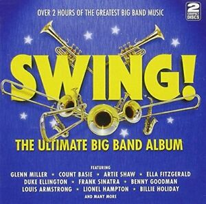 Swing-Ultimate-Big-Band-Col-Various-Artists-NEW-CD