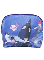 Disney Peter Pan Flying Makeup Cosmetic Bag Gift With Tags