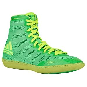 Image is loading Adidas-Adizero-Varner-MEN-039-S-Wrestling-Shoes-