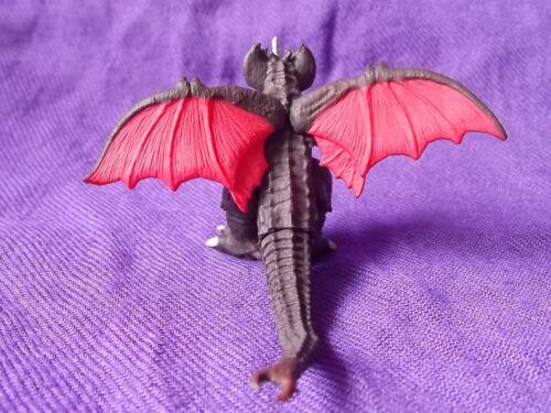 """DESTOROYAH Godzilla Chozukan PVC SOLID mini Figure 2/"""" 5cm KAIJU MINT TOY UK DSP"""