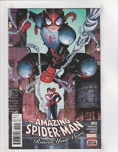 Amazing-Spider-man-Renew-Your-Vows-2015-3-NM-9-2-Marvel-Comics-vs-Mole-Man