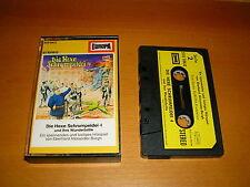 MC Hörspiel Die Hexe Schrumpeldei 4 1.Auflage Kassette