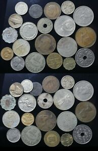 Collection Lot Of 20 World Coins Auction Start From 1 Ebay