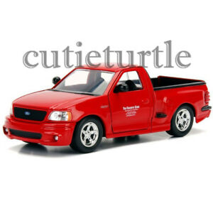 Jada Fast & Furious Brian's 1999 Ford F-150 SVT Lightning 1:24 99574 Red
