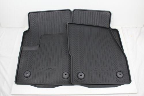 Original Fußmatten vorne hinten Gummi Ford Kuga ab Baujahr 1//2015 1928462