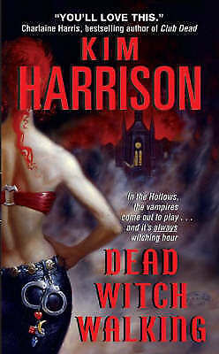 Dead Witch Walking (Hollows), Kim Harrison, Used; Good Book