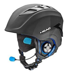 New-HEAD-SENSOR-BT-RUNTASTIC-Audio-Ski-Snowboard-helmet-56-59cm