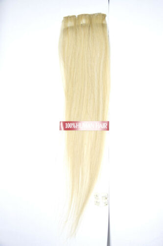 six 1 1//2 wefts Clip-in Extension 100/% HUMAN HAIR 6-PC