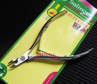Cuticle Nipper Nail Art Clipper Care Beauty Dermal Manicure Pedicure Tools