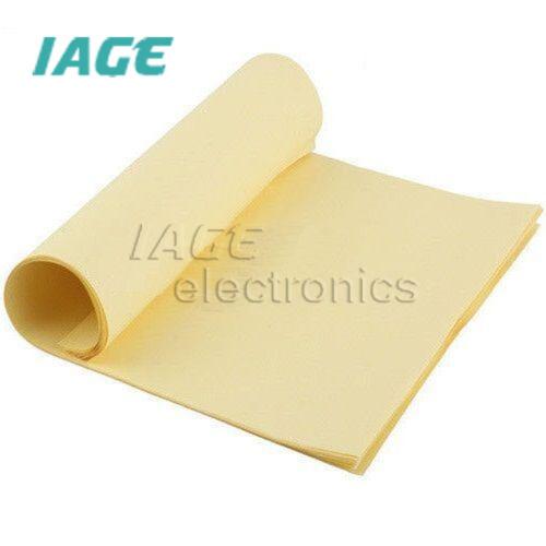 10x A4-Blätter Wärme-Toner-Transferpapier für DIY PCB Electronic Prototype AHS