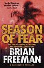 Season of Fear: A Cab Bolton Thriller by Brian Freeman (Paperback, 2014)
