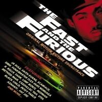 """OST/VARIOUS """"THE FAST AND THE FURIOUS"""" CD NEUWARE !!!"""
