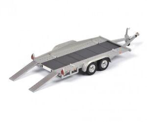 Schuco-450376500-Car-Trailer-1-43