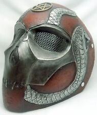 "New! Army of Two ""Cobra 1"" SlipKnot Custom Fiberglass Paintball / Airsoft Mask"