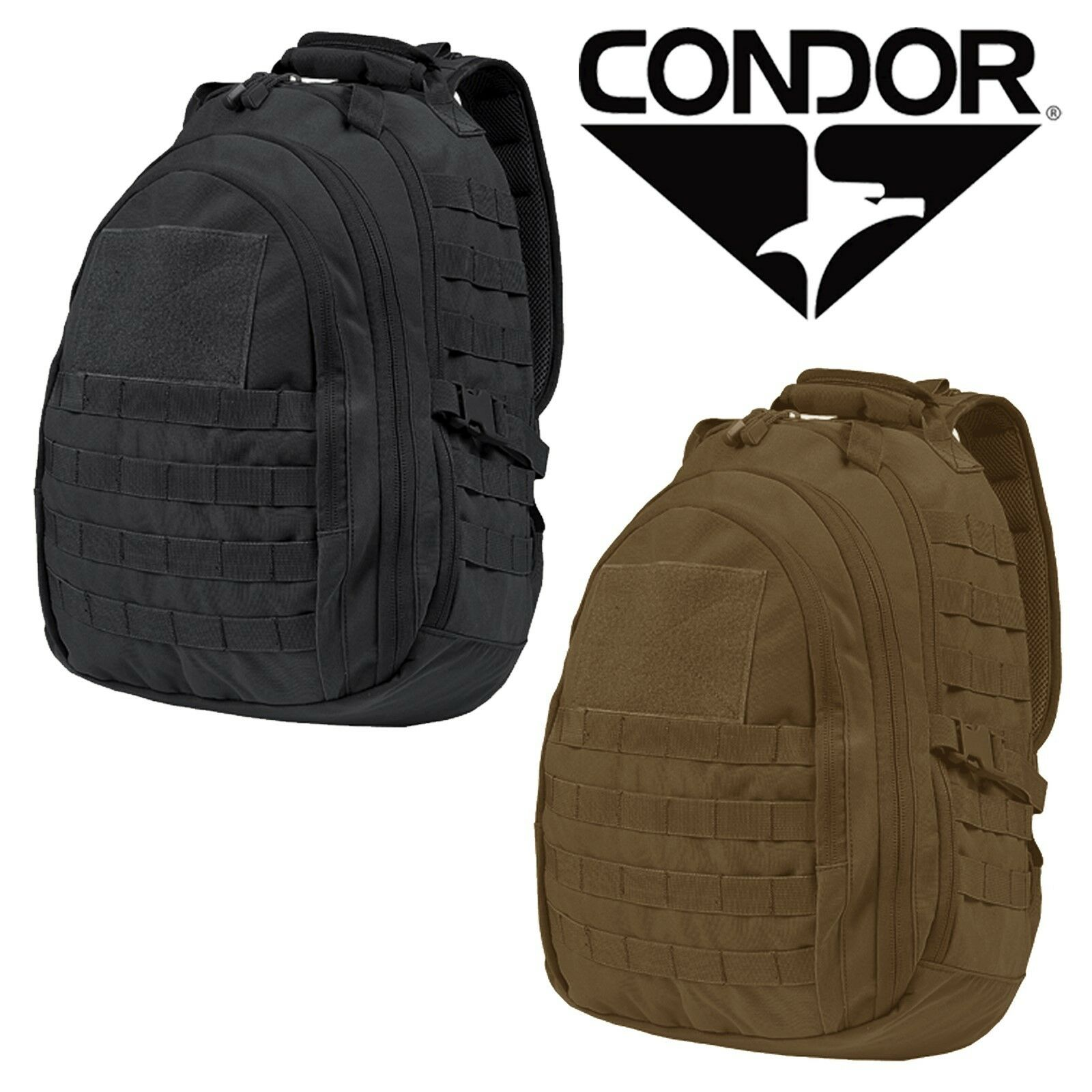 Condor 140 Tactical MOLLE PALS Ambidextrous Shoulder Conceal Carry Sling Bag