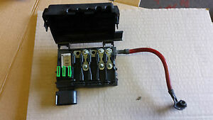 98 08 skoda octavia mk1 fuse box on top of battery ebay rh ebay co uk 2000 Volkswagen New Beetle Maintenance 2000 Volkswagen New Beetle Maintenance
