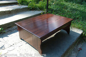 Image Is Loading Handcrafted Heavy Duty Wood Bedside Bed Step Stool