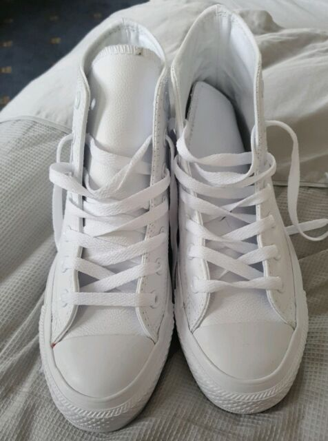 Converse All Star Leather Unisex Mens