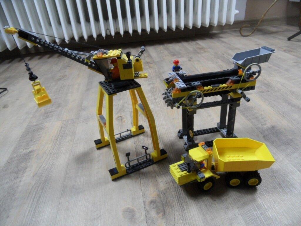 Lego Lego Lego City Baustellenset 7243 1 23 M Anleitung Sok1217