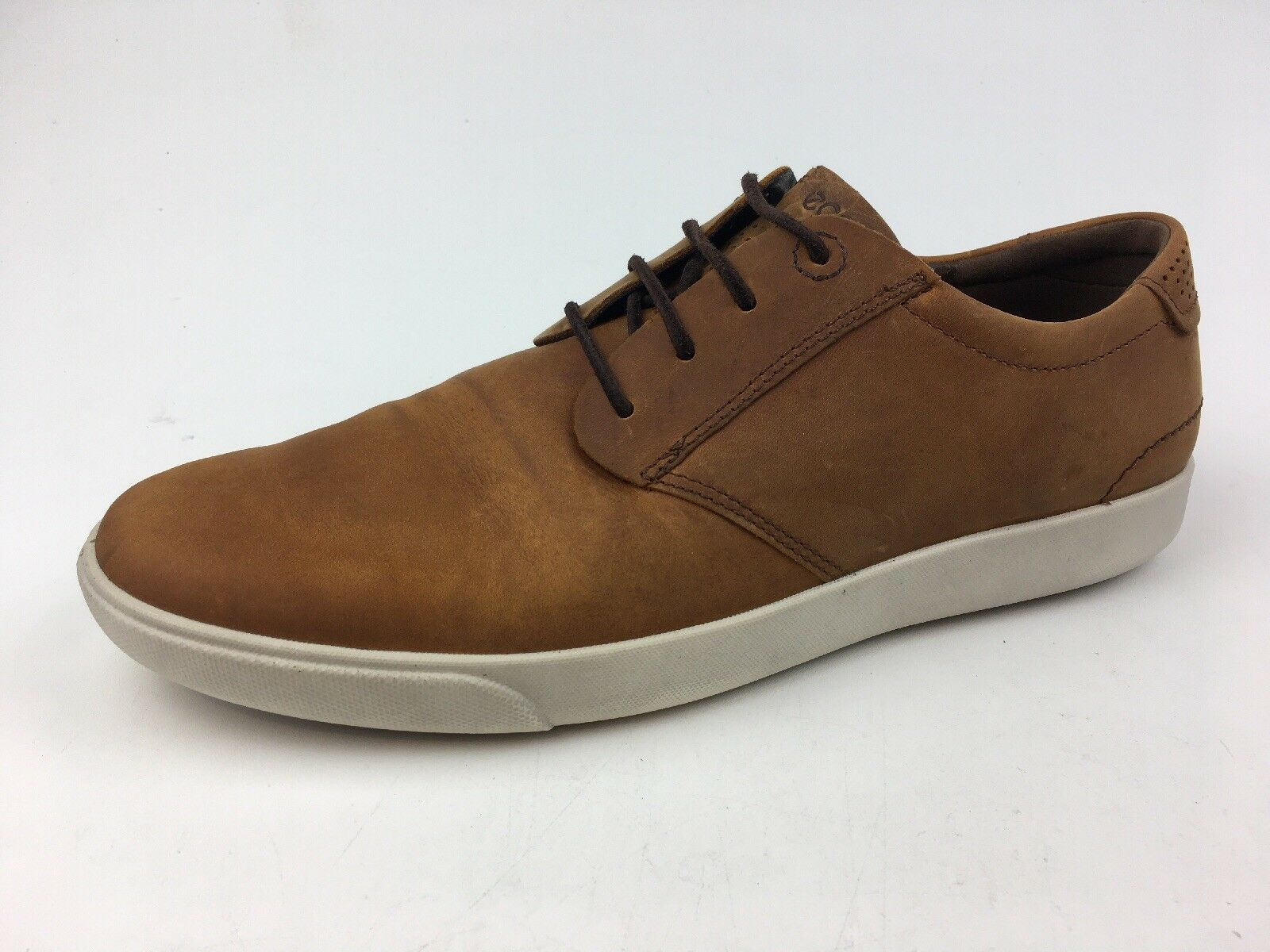 ECCO Gary Lace Casual Shoes - Men's size Amber 247