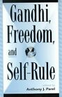 Gandhi, Freedom and Self-rule by Lexington Books (Paperback, 2000)