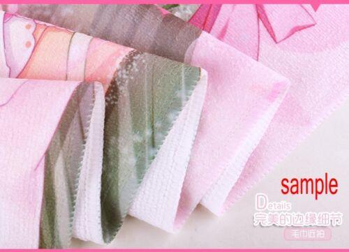 155cmx70cm Anime Miss Kobayashi/'s Dragon Maid Bath Towel Soft Towel Microfiber