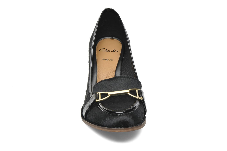 Clarks Damenschuhe   ALFRESCO CAFE BLACK  Damenschuhe BLACK INTEREST HEEL PLUS  UK 6.5 D 69ac21