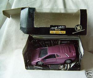 Old Model Car Lamborghini Diablo Se Special Edition Ebay