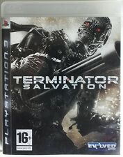 Terminator Salvation. Ps3. Fisico. Pal Es