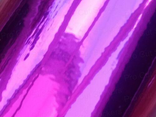 Elegantes Vinilo para Coche Pegatinas Espejo Cromos 7 Colores Recortado Escena