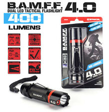 Striker BAMFF 4.0 Duel LED 400 Lumen Rechargeable flashlight