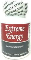 1 Bottle Of 30 Herbal Nitro Extreme Energy Pills