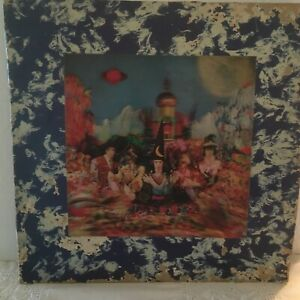THE   ROLLING   STONES      LP     THEIR  SATANIC MAJESTIES  REQUEST