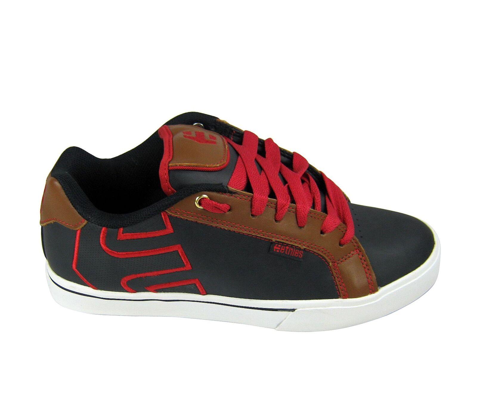 Etnies Fader 1.5 LX black/brown Schuhe/Sneaker schwarz/braun