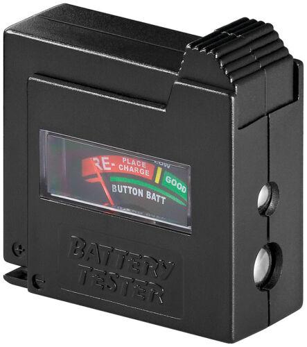 Batterietester; BT 1 Battery-check