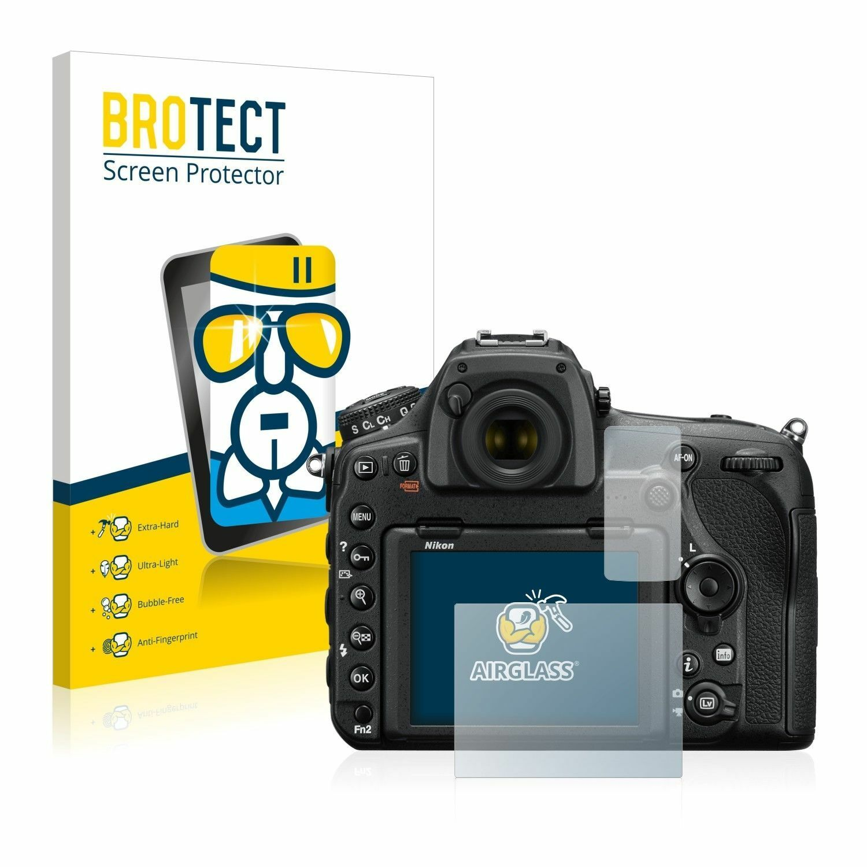 Fotocamera LCD display vetro di protezione per Nikon d7000