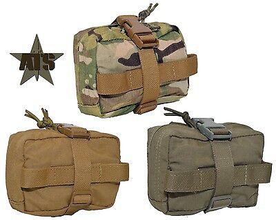 ATS Tactical SOF Bleeder Rip Away Medical Pouch-Multicam-Coyote-RG-BLK-Kyrptek