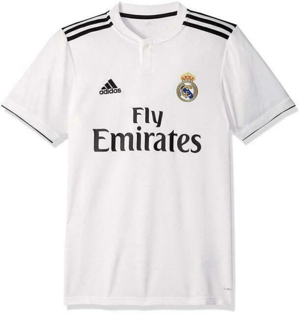 Dh3372 adidas Real Madrid Home Soccer Jersey Men's Size S Retail ...