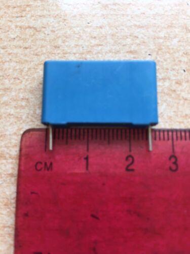 Condensatore a film metallico EPCOS-B32653A6154J 0.15uF 630 V 5/% 5 PEZZI Z1315
