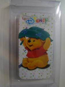 Cute-Disney-Hard-case-for-Iphone-4-free-protector