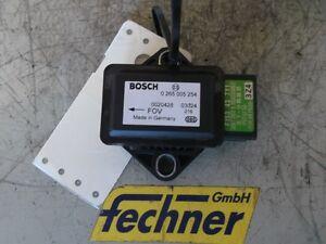 Sensore-MAZDA-rx8-1-3l-170kw-231ps-BOSCH-0265005254-f15347y1-airbag-Controller