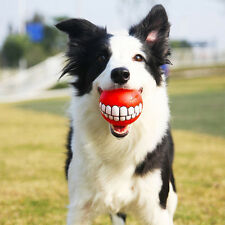 Image result for funny dog teeth ball