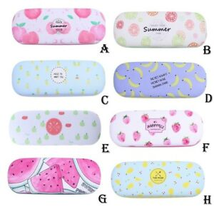 Protable Fruit Sunglasses Hard Eye Glasses Case Eyewear Protector Box Pouch Bag Men's Glasses