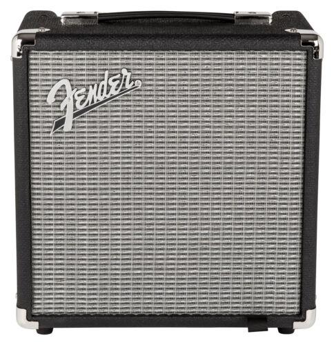 Gig /& Proberaum! Supertoller Bass-Amplifier Fender Rumble 15 tragbarer Combo